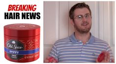 Old Spice Spiffy Pomade Review