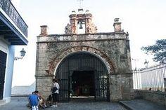 La Capilla del Cristo, Old San Juan, Puerto Rico
