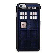 Dr Who Tardis Police Box iPhone 6 Case