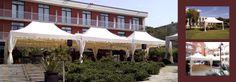 Carpas elegantes para eventos de empresa, Carpas Exclusive