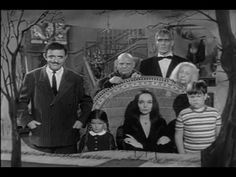 ▶ The Addams Family Intro Theme Song 1964 - 1966 - YouTube