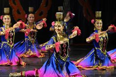 Chinese Folk Dance features prominent characteristics of ethnic cultures, allowing for a well-rounded understanding of Chinese Ethnic folklores, customs and culture.