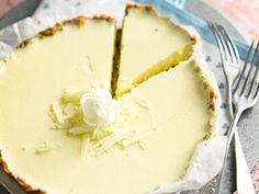 Cheesecake met witte chocolade | Recept Libelle Lekker