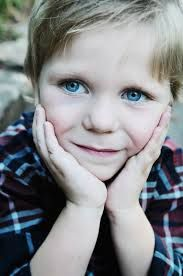 People think most of the Dutch population has blue eyes and blond hair.