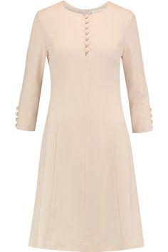 Carlotta wool crepe dress by Goat Posh Dresses, Daytime Dresses, Dressy Dresses, Modest Dresses, Simple Dresses, Beautiful Dresses, Vintage Dresses, Lace Dresses, Club Dresses