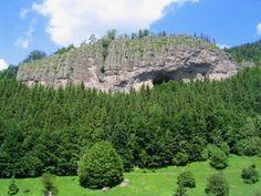 Slovakia, Jánošíkova rock