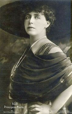 Princess Marie of Edinburgh later Queen Marie of Romania ( 29 October 1875 to 18 July after marrying King Ferdinand I of Romania on the January 1893 Romanian Royal Family, Greek Royal Family, Queen Victoria Family, Princess Victoria, Royal Copenhagen, Adele, Rose Quartz Steven, Maud Of Wales, Victorian Life