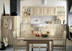Küche Im Landhausstil Modern Gestalten U2013 34 Raum Ideen #gestalten #ideen # Kuche #