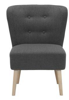 Fauteuil Bergamo: tijdloos vormgegeven fauteuil, een eyecatcher in elk interieur!