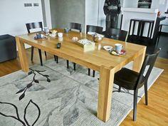 Stoly - Truhlářství Zdenek Horák - Nábytek s podpisem Dining Table, Furniture, Home Decor, Decoration Home, Room Decor, Dinner Table, Home Furnishings, Dining Room Table, Home Interior Design