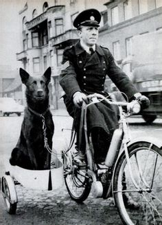 https://www.facebook.com/furbabiesarethebestbabies?ref=hl Popular Science, 1955  ... early K9 unit :)