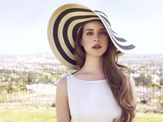 Lana Del Rey, if you've never heard of her.look her up and listen!