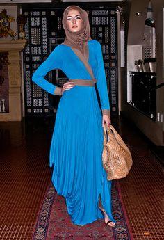 Hijab Style: islamic fashion show