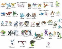 11 Melhores Imagens De Pokemons Lendarios Pokemons Lendarios