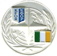 #PIN, #IRELAND #KFOR