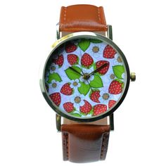 Strawberry Fields Watch