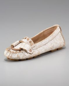 Reagan Ring Moccasin by Frye at Neiman Marcus.