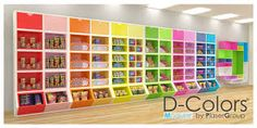 Image result for muebles para papelerias modernas
