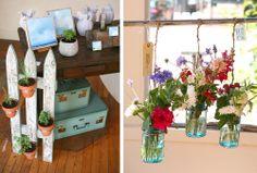 Hanging Plants  Chris & Kristen's Artists' Retreat House Tour   Apartment Therapy