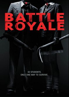 Saw Battle Royale a few nights ago. A completely violent movie with a love story stronger than Twilight (haha! jk). It was really great. But not for the faint of heart.