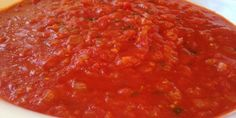Best Homemade Marinara Sauce/ Tonjastable.com