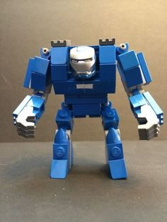 Iron Man Mk 38 Igor: A LEGO® creation by Mike H : MOCpages.com