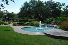 Helen's Garden / League City, Texas