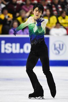 スケートカナダ2016FS 羽生結弦 画像|Il nome della rosa