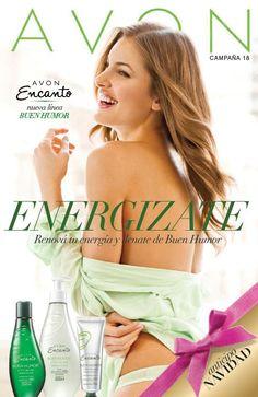 ¡En esta campaña renová tu energía y llenate de buen humor!  Mirá el nuevo folleto: http://avon4.me/1oUjfFy