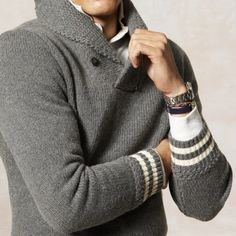 Men's Fashion & Style fall sweater