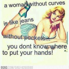 Real women!