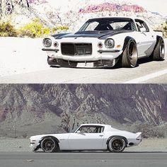 Hot Wheels - Amazing shots of @callmiro bad ass 2nd Gen Chevrolet Camaro via @autodipofficial , so sweet! #chevrolet #camaro #protouring #americanmuscle #musclecar #carporn #hotrod #streetrod #streetmachine #lowfastfamous