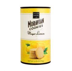 Meyer Lemon Cookie Treats