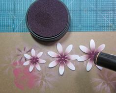 Scor-pal and Clearsnap with Lori Williams -Project ideas using your Scor-Pal How To Make Paper Flowers, Paper Flowers Diy, Handmade Flowers, Flower Cards, Fabric Flowers, Card Making Tips, Card Making Tutorials, Card Making Techniques, Envelope Punch Board Stampin Up