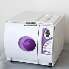 BRAND NEW Dental Medical Autoclave Sterilizer,12 L Fedex free shipping - TINGET - Autoclave Sterilizer - PicusMall