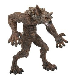 Safari Ltd Fantasy Collection – Werewolf – Realistic Hand Painted Toy Figurine Model - Quality Construction from Safe and BPA Free Materials - for Ages 3 and Up Legos, Raccoon Stuffed Animal, Dinosaur Toys For Kids, Tooth And Claw, Air Fighter, Music Pics, Legendary Creature, Mothman, Creatures Of The Night