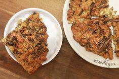 Hubník z hlívy ústřičné Pavlova, Tandoori Chicken, Pork, Meat, Ethnic Recipes, Blog, Fitness, Kale Stir Fry, Pigs