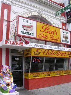 Bens Chili Bowl - Washington DC