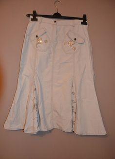 Kup mój przedmiot na #vintedpl http://www.vinted.pl/damska-odziez/spodnice/10793041-spodnica-midi-za-kolano-cekiny-40-l