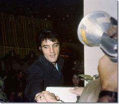 Elvis Presley : August 29, 1969.