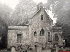 Old mortuary by PaSt1978.deviantart.com on @DeviantArt