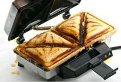 Who remembers eating a lot of toasted sandwiches as a kid?