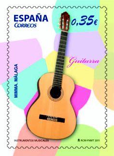 Sello Guitarra 2011