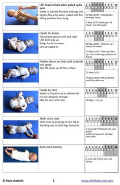 Joint hypermobility in infants -- to to assess