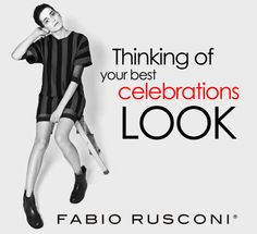 Last shopping week before being ready for your celebrating time. What are you going to wear? What's your #FabioRusconi favorite model for this Christmas 2013? Enjoy this time ;)  #madeinitaly