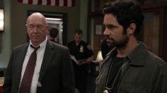 """Danny and Dann Florek in """"Personal Fouls """""""