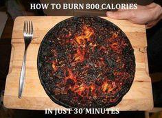 Wie du 800 Kalorien in nur 30 min verbrennst. (Foto: Internet-Fundstück)