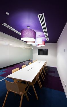 Mindshare boardroom1 700x1118 Mindshares Colorful and Collaborative Sydney Offices