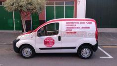 Rotulación vehículos corporativos varios (14) Van, Different Types Of, Vans
