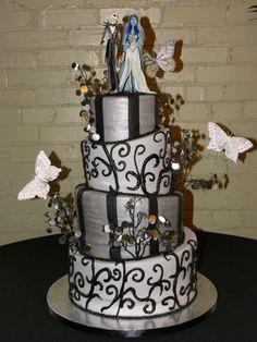Inspiración bodas Halloween - #bodas #wfn #halloween - ♥♥ The Wedding Fashion…